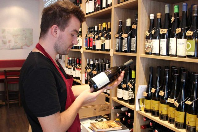 Natural Wine Dealer 1