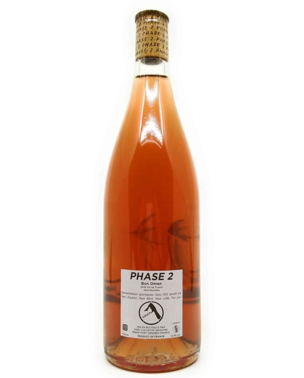 Phase 2 rose backlabel