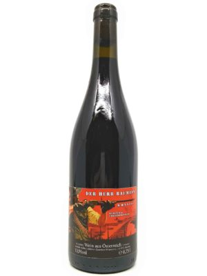 Quantum Winery herr baumann bottle