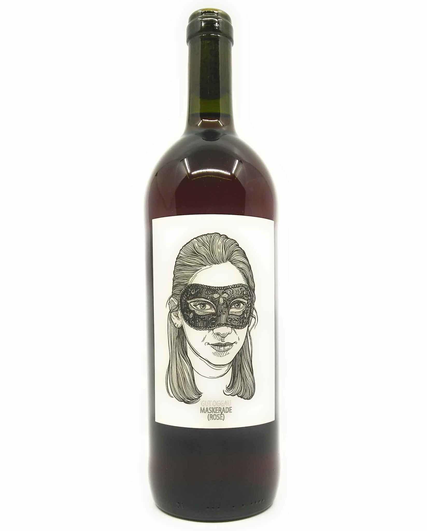 Gut Oggau Maskerade rose order now @ naturalwinedealers.com