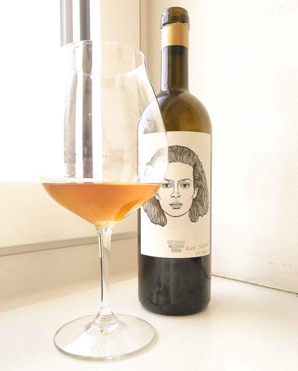 Gut Oggau Wiltrude glass