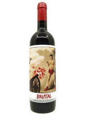 tschida brutal wine bottle