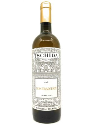 tschida non tradition wine bottle