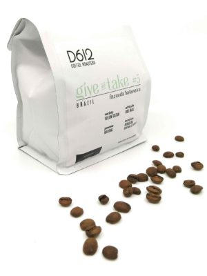 d612 brazil espresso