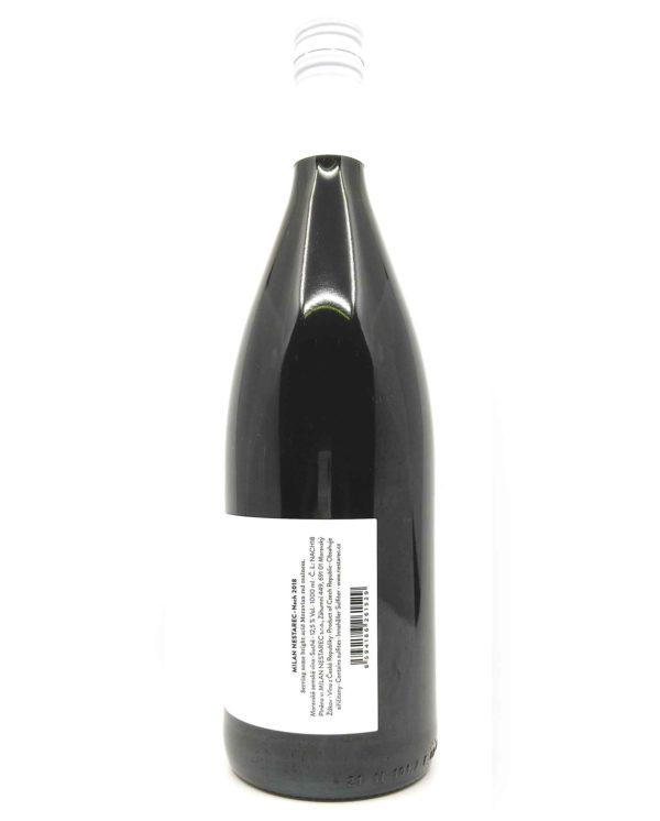 nestarec nach back label