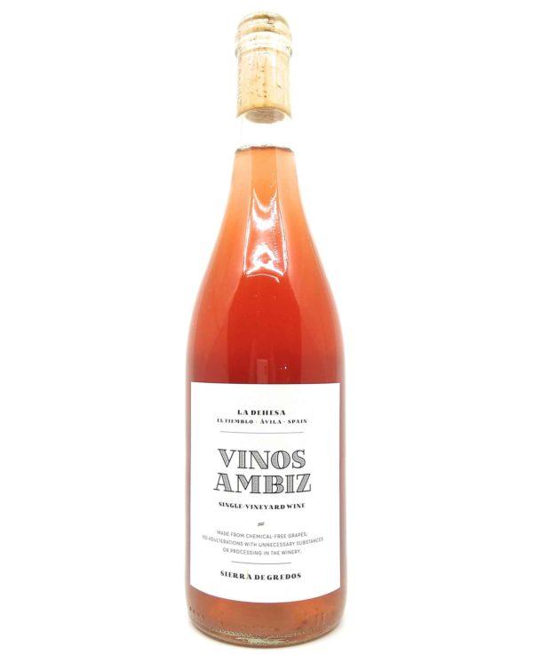vinos ambiz rosado