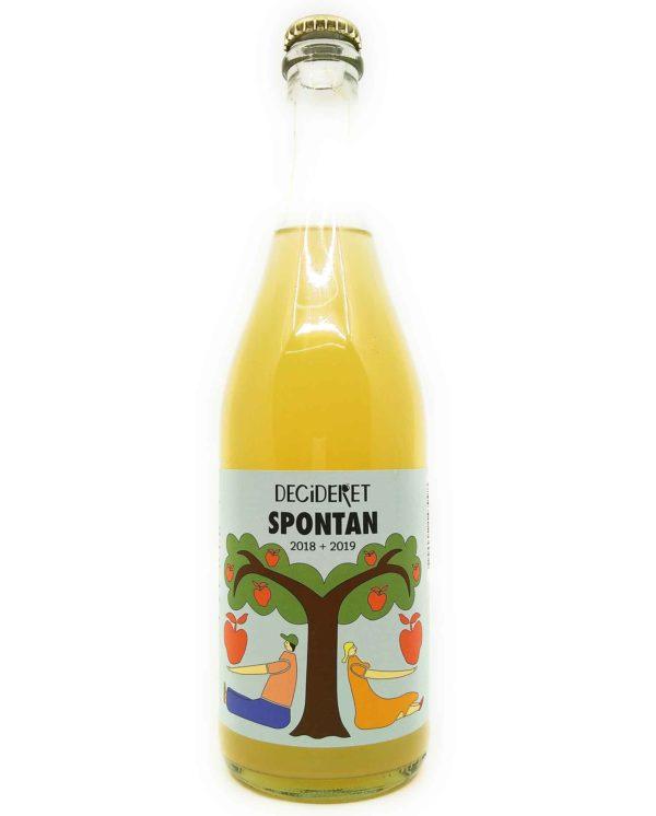 Dediceret spontan bottle