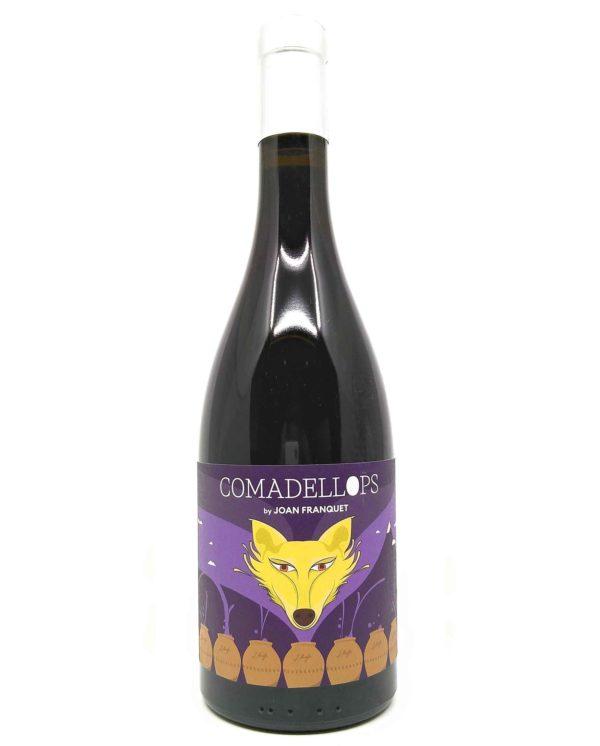 Costador Comadellops Violeta 2018 front label