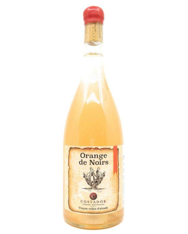 Costador Orange de Noirs 2018 front label