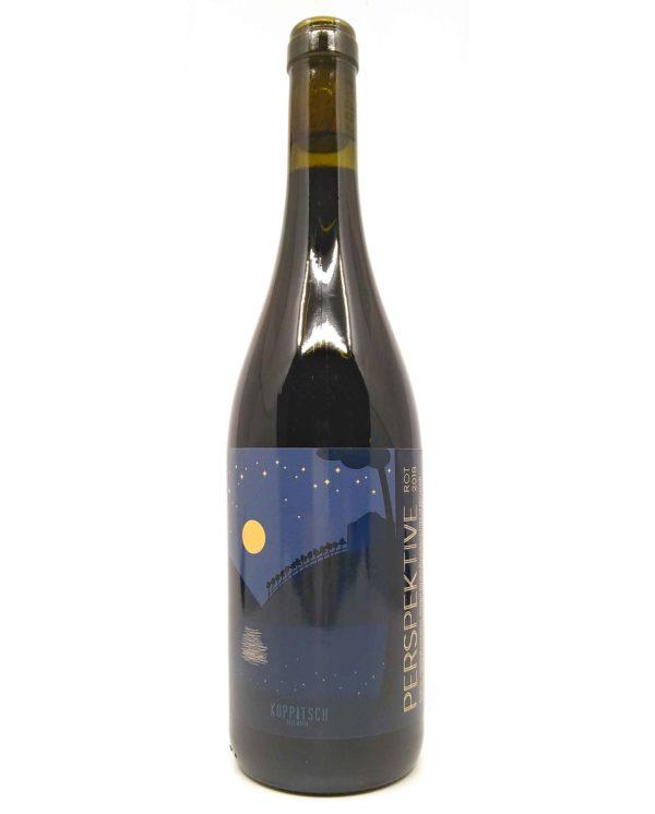 Koppitsch Perspektive Rot 2018 bottle