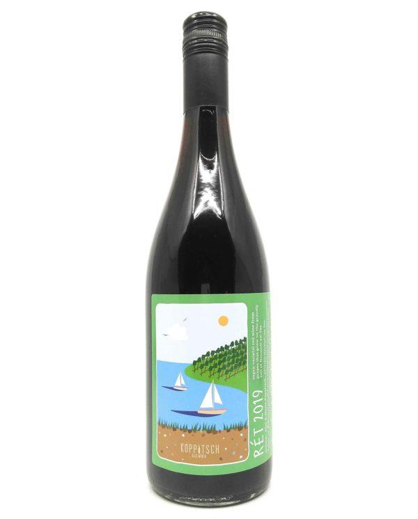 Koppitsch Ret 2019 bottle