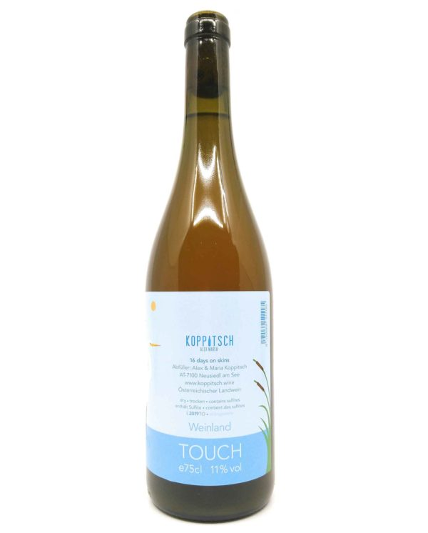 Koppitsch touch 2019 side label