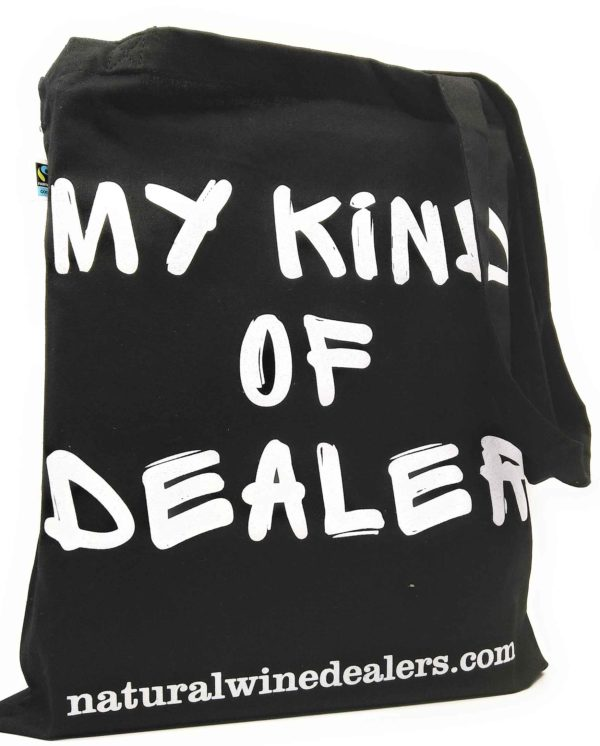 my kind of dealer black bag