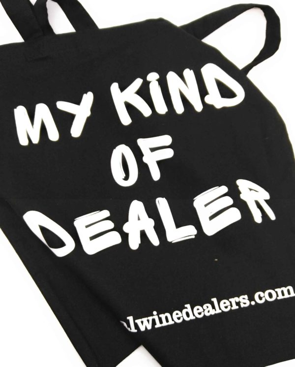 My kind of dealer bag