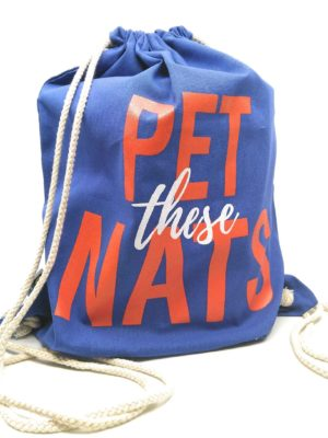 pet these nats backpack