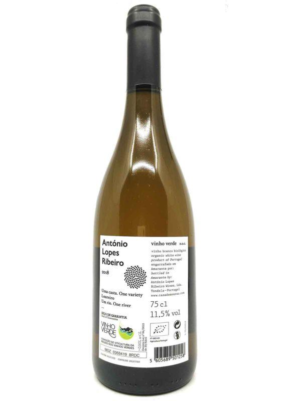 antonio lopes ribeiro vinho verde backlabel2018