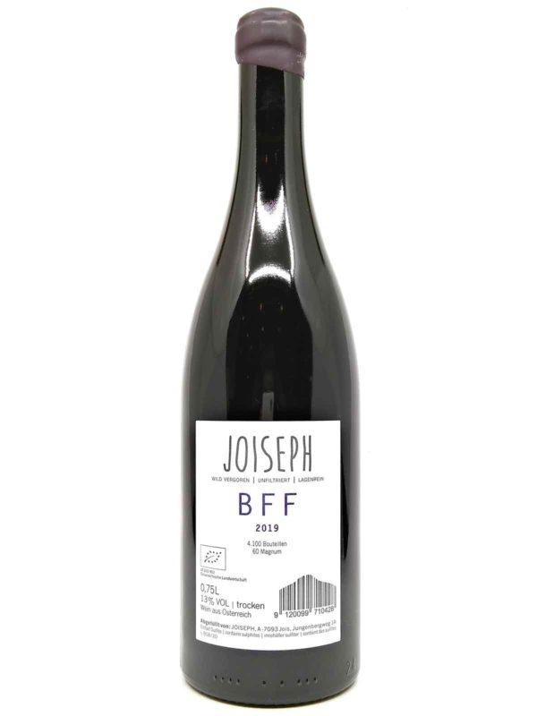 Joiseph bff 2019 backlabel