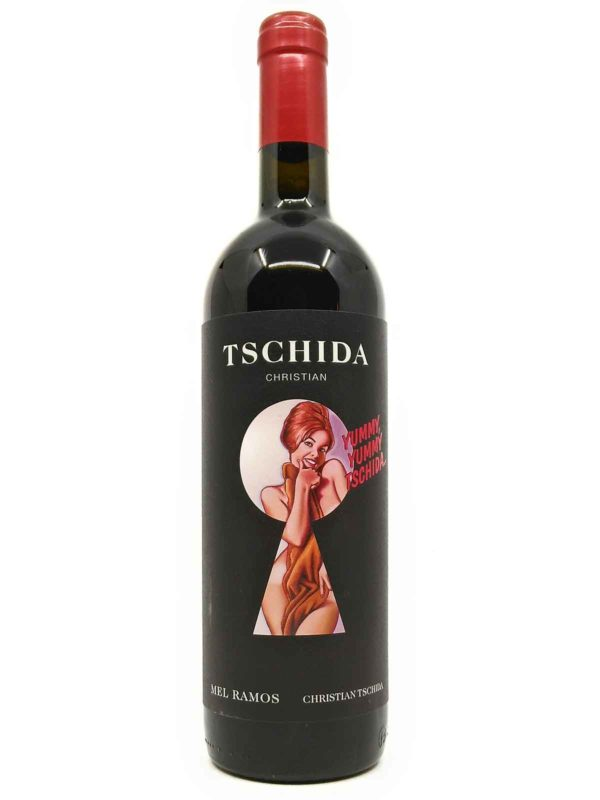 Christian Tschida peek a Boo 8 2018 bottle