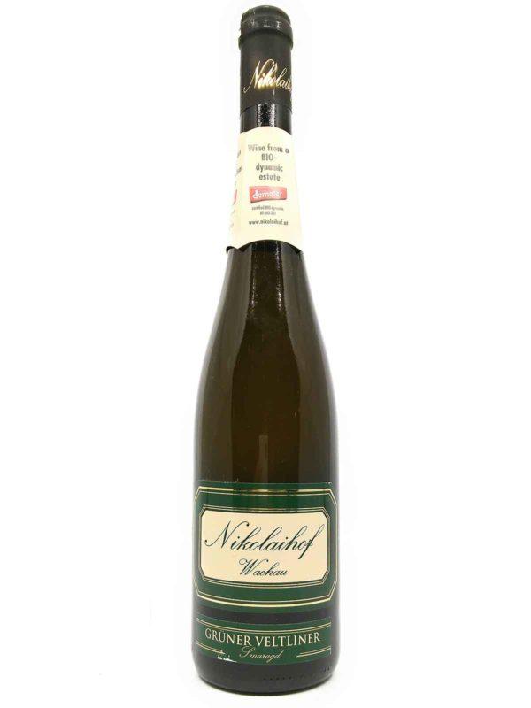 Nikolaihof Gruener Veltliner Smaragd bottle