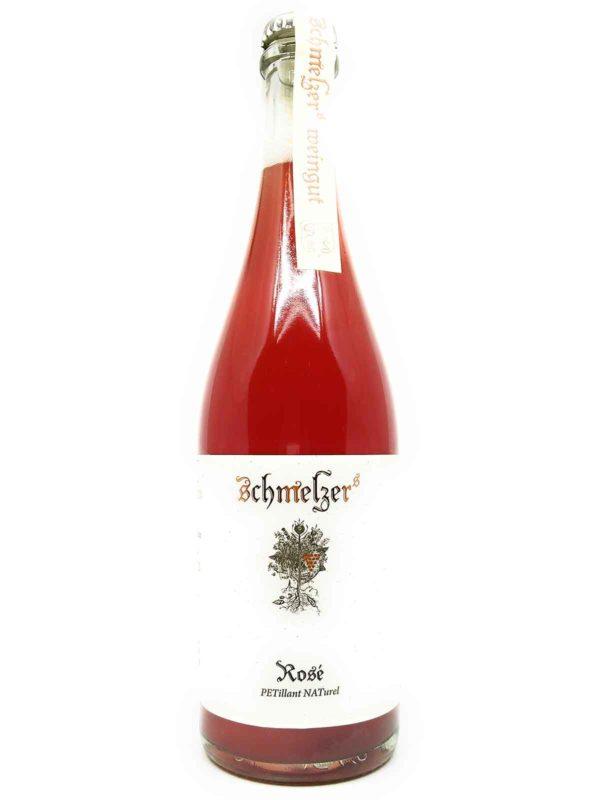 Schmelzer Rosé Pet Nat 2019 bottle