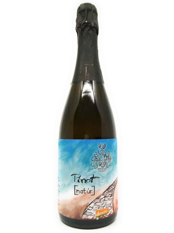 Weingut Schmitt Pinot Natur Brut bottle