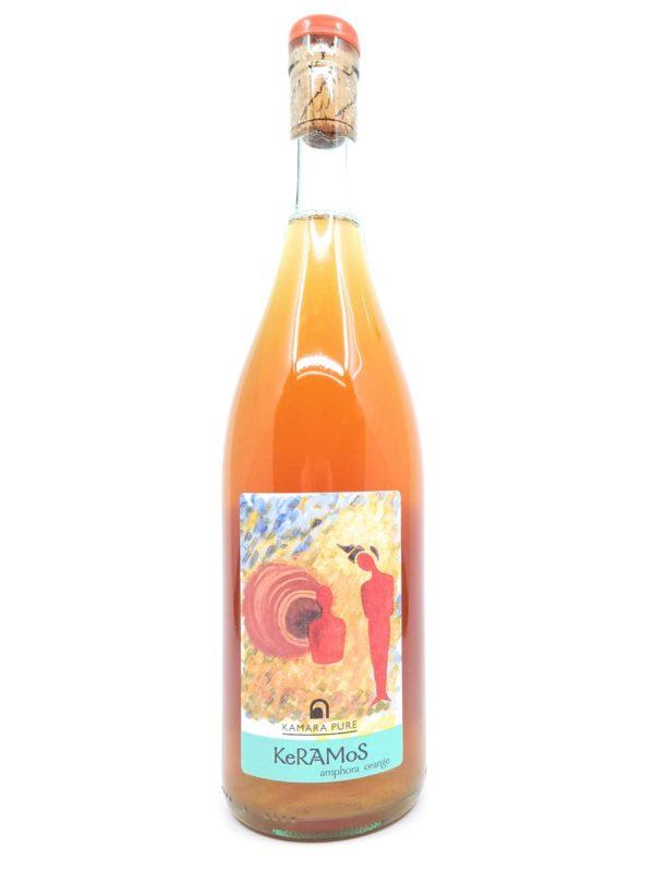 Kamara Keramos Aphora Orange 2019 bottle