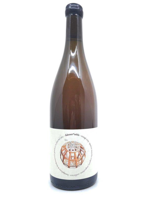 Fidesser Orbis orange 2019 bottle
