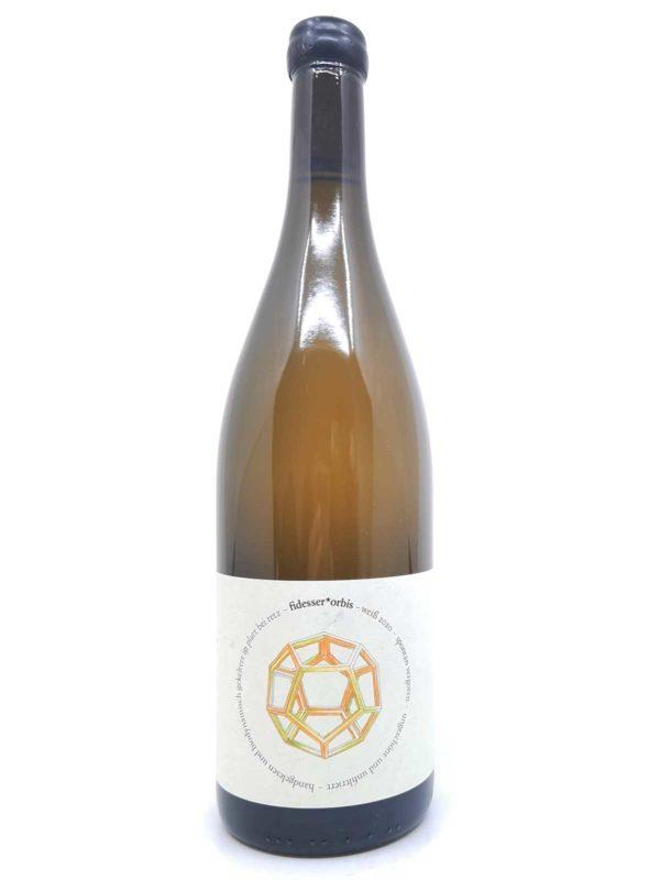 Fidesser Orbis Weiss 2020 bottle