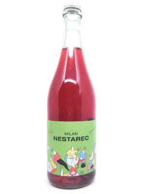 Nestarec Forks and Knives Rosé 2019 bottle