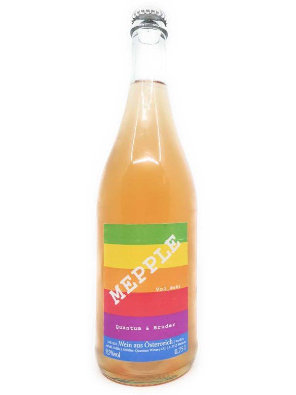 Mepple Quantum Winery bottle