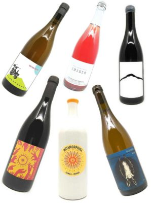 Summer bliss wine package