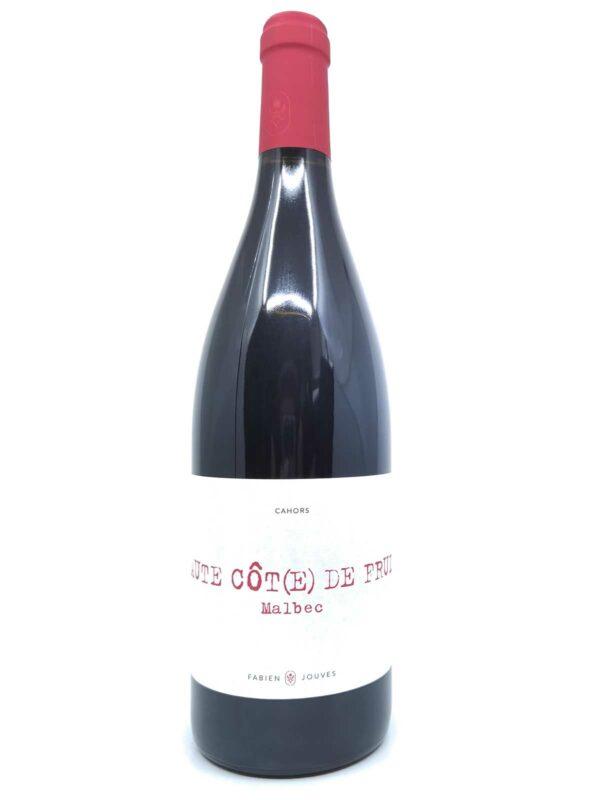 Fabien Jouves Haute Cote de Fruit 2020 bottle