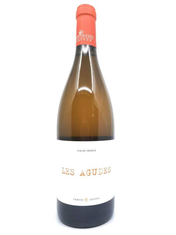 Fabien Jouves Les Agudes bottle
