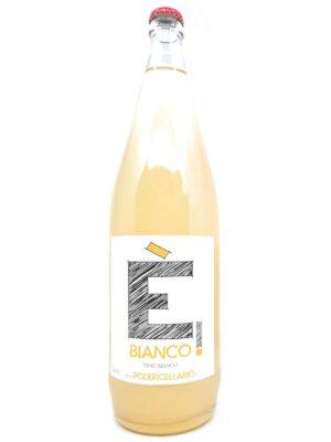 Poderi Cellario è Bianco bottle