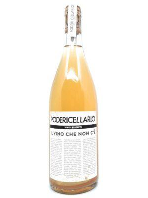 Poderi Cellario Il vino che non c'è orange bottle