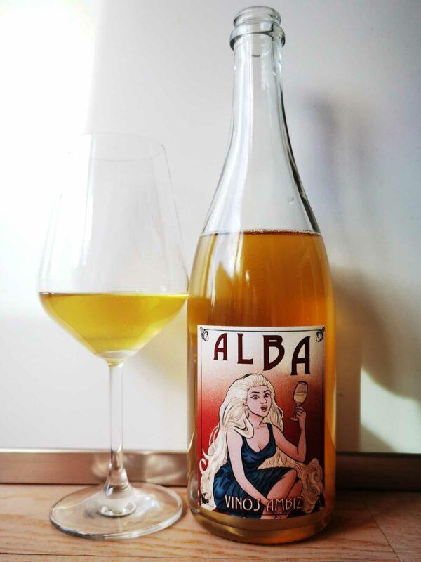 Vinos Ambiz Alba Sparkling Glas