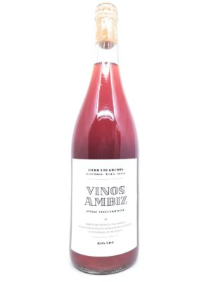 Vinos Ambiz Rosado 2020 bottle