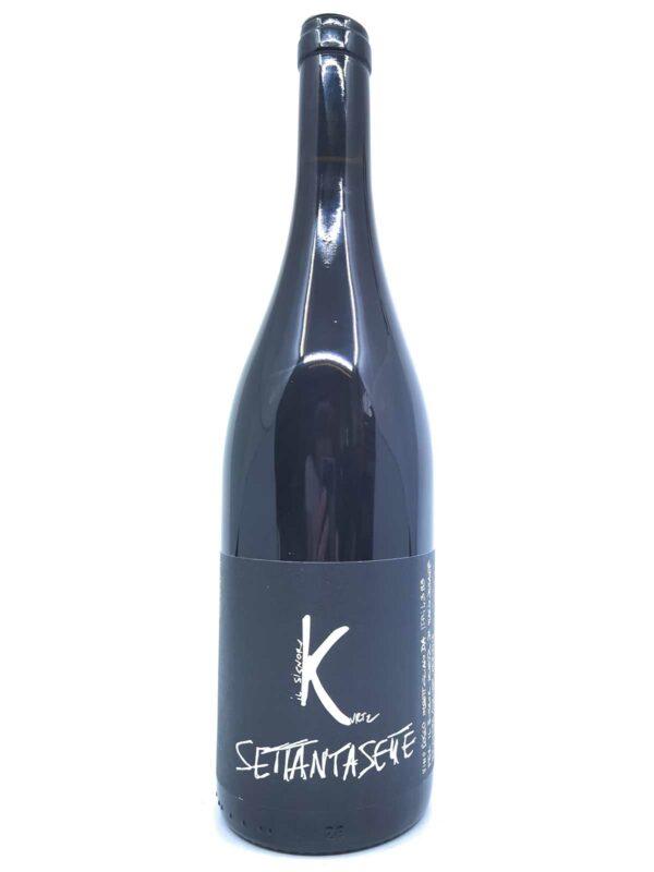 Il Signor Kurtz Settantasette bottle
