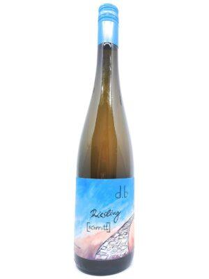Bianka und Daniel Schmitt Riesling 2019 Flasche