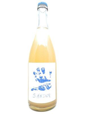 Bianka und Daniel Schmitt Sandor Cidre Flasche
