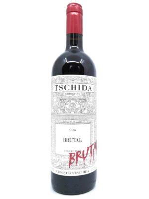 Tschida Brutal 2020 bottle