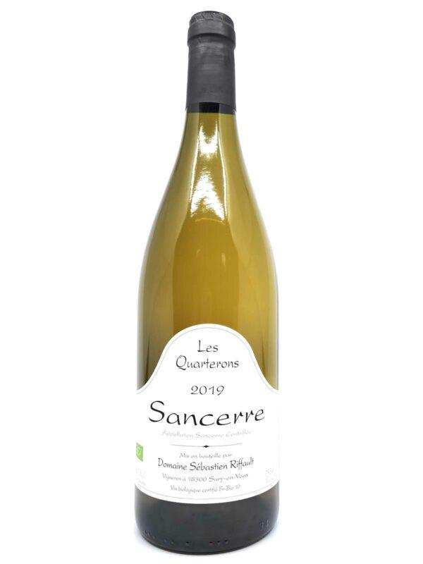 Sebastien Riffault Quarterons 2019 bottle