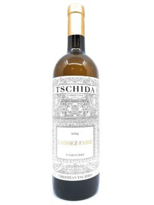 Tschida Laissez Faire 2019 bottle